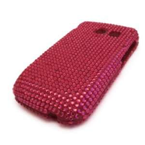 Samsung R375c Straight Talk Pink Jewel Diamond Bedazzle