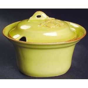 Dijon Gold) Sugar Bowl & Lid, Fine China Dinnerware