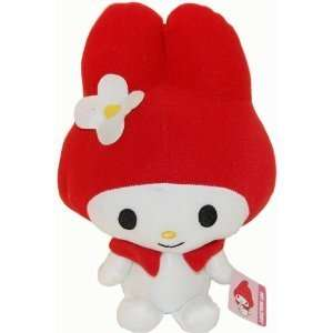 7in Tall My Melody Plush Toy   Girls Stuffed Toys: Toys