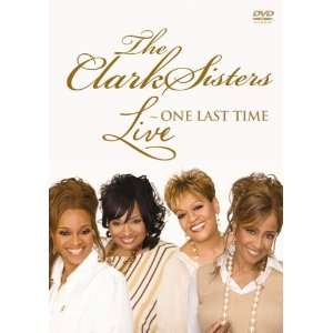 Live   One Last Time Clark Sisters, Michael Johnson Movies & TV