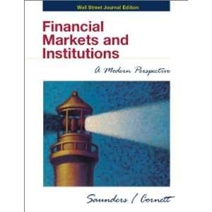 Wall Street Journal edition to accompany Financial Markets