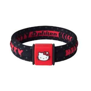 Phiten Titanium Hello Kitty 6.75 Bracelet Sports