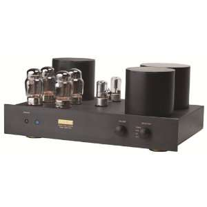 JD801BRC   Integrated Stereo Tube Amplifier in Black Electronics