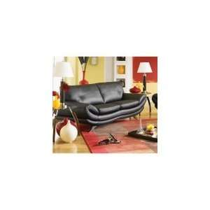 Chicago   Black Sofa by Home Line Furniture