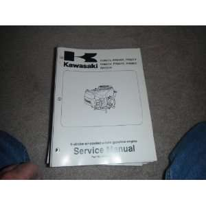 twin Gasoline Engine Service Manual kawasaki heavy industries