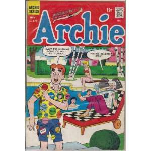 Archie #177 Comic Book Everything Else