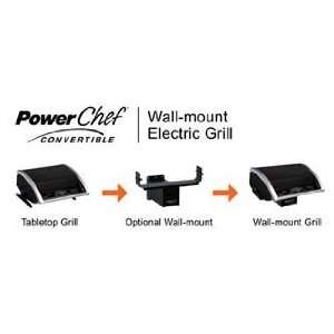 Power Chef Table Top Grill Wall Mount Bracket