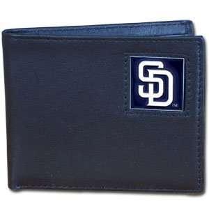 San Diego Padres Bifold Wallet in a Box   MLB Baseball Fan Shop Sports