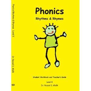 Phonics Rhythms & Rhymes K (9781425975487) Rasool Malik