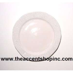 Michael Wainwright Manhattan White Dinner Plate(14MA03)