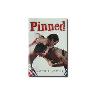 BOOK PINNED BY ALFRED MARTINO WRESTLING (BK PIN WR)