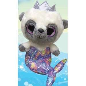 Aurora Plush Yoohoo Purple Mermaid w/ Sound Everything