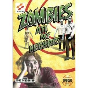 Zombies Ate My Neighbors: Video Games