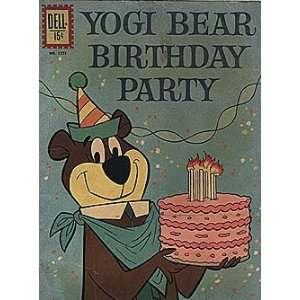 Yogi Bear (1960 series) #1 FC #1271 [Comic]