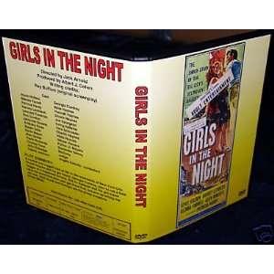 GIRLS IN THE NIGHT   DVD   Joyce Holden Harvey Lembeck