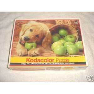 Kodacolor 1000 Pc Jigsaw Puzzle An Apple A Day Everything Else