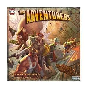 The Adventurers Toys & Games