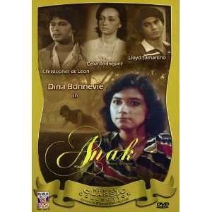 Anak (DVD): CHRISTOPHER DE LEON, LLOYD SAMARTINO, CELIA