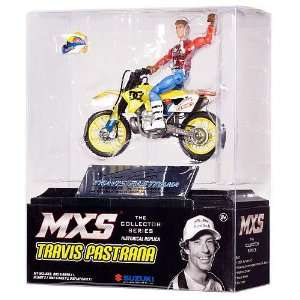 TRAVIS PASTRANA COLLECTOR SERIES HISTORICAL REPLICA JAKKS PACIFIC