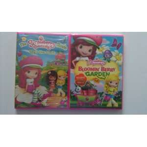 Strawberry Movie Shortcake Skys the Limit and Strawberry Shortcake