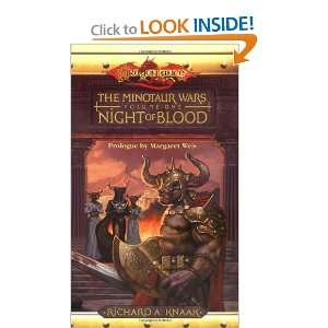 Night of Blood (Dragonlance: The Minotaur Wars, Book 1