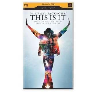 Michael Jackson This Is It [UMD for PSP] Michael Jackson