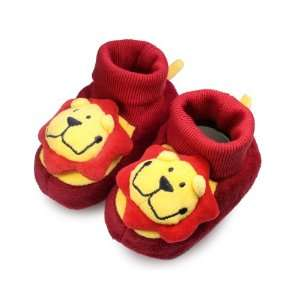 B Lion Cartoon Infant Toddler Baby Girl Boy Unisex Anti