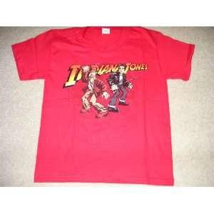 Indiana Jones Boys T Shirt Everything Else