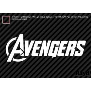 (2x) The Avengers   Sticker   Decal   Die Cut Everything