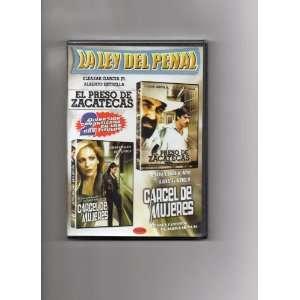 CARCEL DE MUJERES DIANA FERREN, EL PRESO DE ZACATECAS [2 MOVIES ON 1