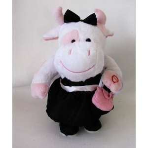 Maribell Dancing Plush Cow: Toys & Games