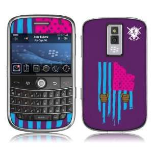 BlackBerry Bold  9000  Fat Cop XXL  Stars and Bars Skin: Electronics