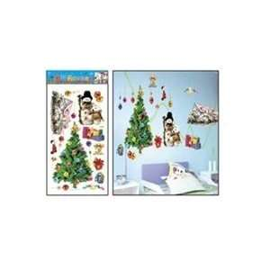 Snowmen & Winter Holiday Wall Stickers Decals Everything