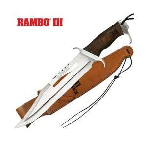 RAMBO III MC RB3 Officially Licensed Hunting Knife (18 Inch Overall