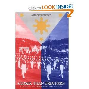 Than Brothers Manhood at the Philippine Military Academy [Hardcover