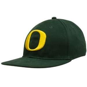 Nike Oregon Ducks Green Youth Flatline Flex Fit Hat: