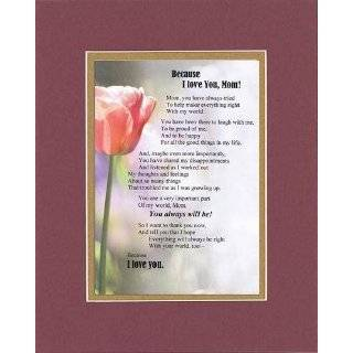 Touching and Heartfelt Poem for Mothers   Thank You Mom