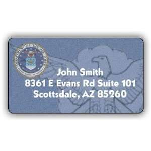 Air Force Return Address Label Office Products