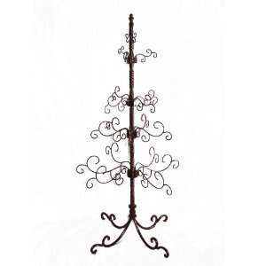 Patch Magic Christmas Tree, Rust Shade, 3.5 Ft