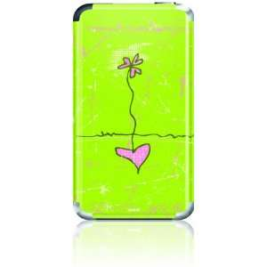 Skinit Love.Learn.Live.Grow Vinyl Skin for iPod Touch (1st