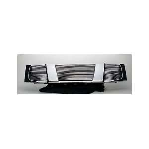 Street Scene Nissan Titan 04 07 Chrome Grille Shell With 4Mm Billet