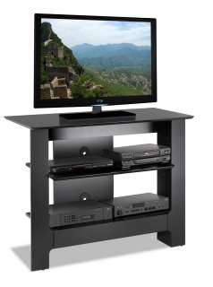 31 Inch Tall TV Console Alpine Collection Nexera 100206