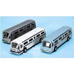 Die Cast Classic City Bus Toys & Games