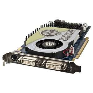 BFG Tech GeForce 6800GT OC 256MB DDR3 PCI Express (PCIe) Dual DVI