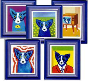 george rodrigue blue dog here s your chance to get