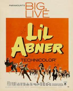 Lil Abner (Broadway) Movie Posters From Movie Poster Shop