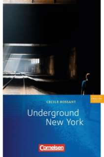 Home › Bücher › Underground New York. Cornelsen English Library