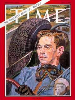 Jim Clark Time/Life Cover by TIME Magazine at Barewalls