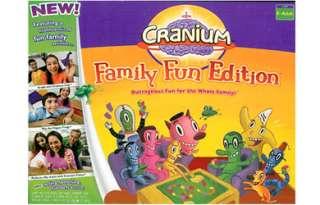 Cranium Family Fun Ediion Game | Board Games | he oy Shop