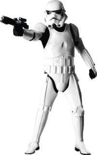 Wholesale Stormtrooper Supreme Costume (SKU 560967) DollarDays